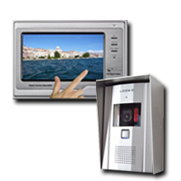 Look c look c video intercoms look c intercom melbourne for Look security systems
