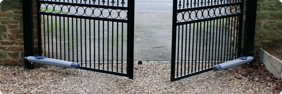 Swing Gates Security Systems Melbourne Antel